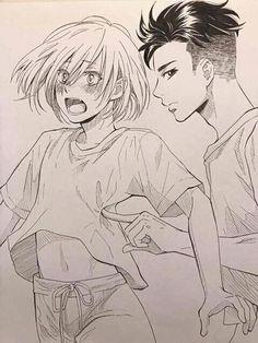 Yurio's trigger-point