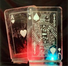 Poker Night Ice Sculpture. We deliver advertising campaigns throughout the UK and Europe, but we also welcome enquiries from around the globe too! For all of your advertising needs at unbeatable rates - www.adsdirect.org.uk