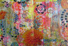 Frieda Oxenham: Live Inspired