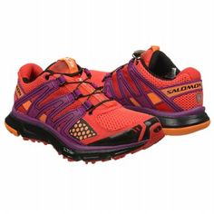 Salomon runners at Famous Footwear! I've never seen them in a store! Definitely excited to try. **UPDATE** I went and they said they don't carry them anymore. :(