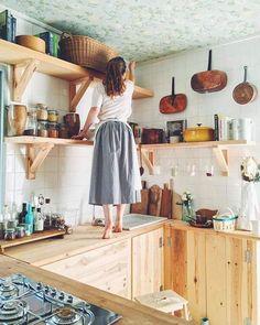Best ideas for neutral kitchen design ideas in 2019 - Vanessa Eco Interior Design Living Room, Living Room Decor, Bedroom Decor, Neutral Kitchen Designs, Küchen Design, House Design, Design Ideas, Cuisines Design, Home Kitchens
