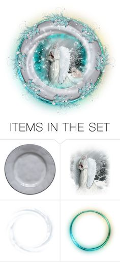 """""""Winter Bliss"""" by itsablingthing ❤ liked on Polyvore featuring art"""
