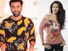 Ranbir Kapoor declares himself as the male version of Sonam Kapoor