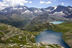 Parco Nazionale Gran Paradiso,Colle del Nivolet, lato Piemontese. #Piemonte #Torino #granparadiso