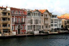 Faire une croisière sur le Bosphore, à Istanbul