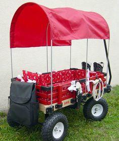 Luxury kid wagon