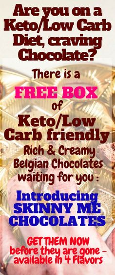 9d1ab8de83 #chocolate #freechocolate #keto/lowcarbfriendly How can you not take  advantage of this