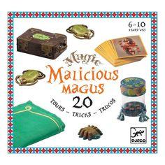 Zauberkasten für 20 Tricks Malicious Magus-product