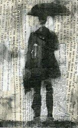 unknown title ~ mixed media ~ by anne bagby