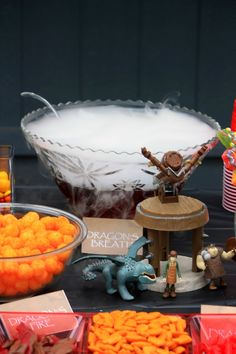 From www.kindredcreations.com How To Train Your Dragon Printable Party Set