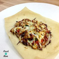 Syn Free Dominos Fakeaway Texas BBQ Pizza | Slimming World