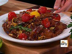 Video: Classic 15th century Italian recipes by Chef Todd English