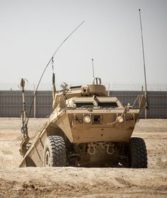 Wallpaper photos of the (MSFV) Mobile Strike Force Vehicle in high-res : theBRIGADE