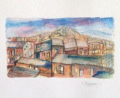 sogni e arte: Tetti di Sicilia