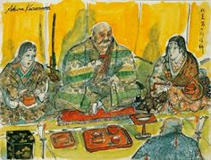 Akira Kurosawa story board
