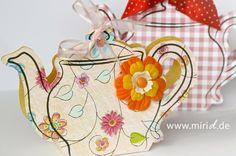 Für alle Teetrinker - tea bag gift box :: Miri d.