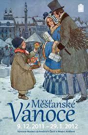 Traditional Czech Christmas bourgeois