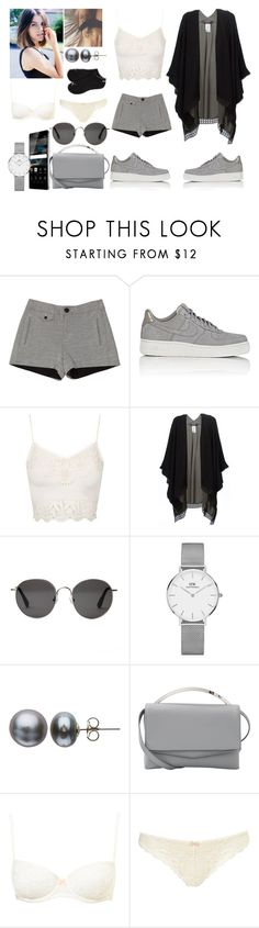 """Untitled #41"" by ines-dionisio ❤ liked on Polyvore featuring rag & bone, NIKE, Topshop, Antonia Zander, Huawei, The Row, Daniel Wellington, Claudia Bradby, Eddie Borgo and Puma"