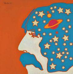 Peter Max, 1969(American, b....