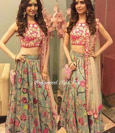 Karishma # Payal Singhal # lehenga # Indian wear