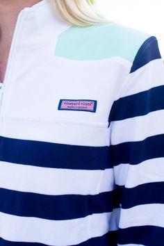 Vineyard Vines Sweatshirt - Striped