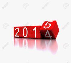 New Year Graphic Art 2015