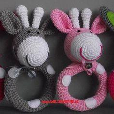Heads for comforter blanket as alternative for girlie rabbit