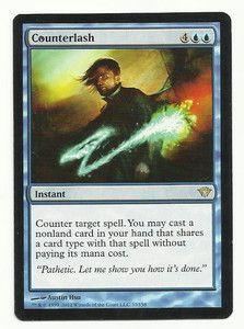 Counterlash x1 Magic MTG Card: $0.99