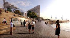 New BIG-Designed Neighborhood to Activate Aarhus' Waterfront