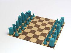 Chess - Barry Flanagan, 1982 | Collection Boijmans