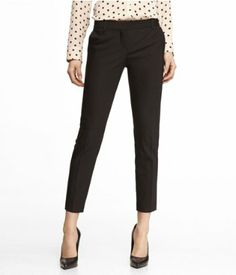Express - Ultimate Double Weave Columnist Ankle Pant