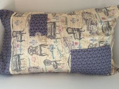 Hey, I found this really awesome Etsy listing at https://www.etsy.com/listing/270409122/travelstudy-pillowcase-with-pockets-for
