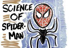 """""""SPIDERMAN"""" κόμικ ή πραγματικότητα;"""