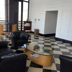 Área de descanso Hotel Radisson Faria Lima