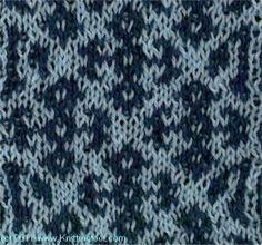 Bead 5 - Knittingfool Stitch Detail