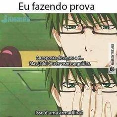 Anime Meme, Otaku Meme, Kuroko, Anime Comedia, Stupid Memes, Funny Memes, Funny Pics, Ver Memes, Memes Status