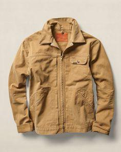 Cotton Twill Jacket - RRL - RalphLauren.com