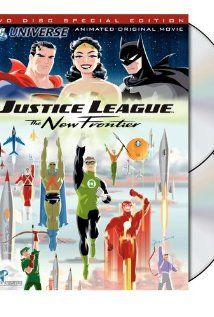 Justice League: The New Frontier (Animated)