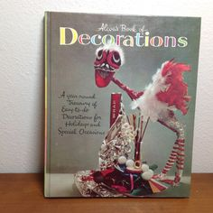 Alcoa's Book of Decorations Vintage 1950s by RetroResaleSanDiego ***ALSO SEE Vintage Jewelry at: http://MyClassicJewelry.com/shop