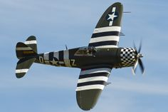 Republic P-47G Thunderbolt #plane #WW2