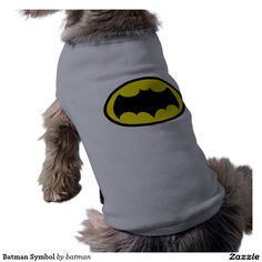 Batman Symbol Pet Tshirt