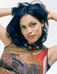 Picture of Rosario Dawson Rosario Dawson, Actrices Sexy, Gal Gadot, Beautiful Black Women, Beautiful Actresses, American Actress, Beauty Women, Hollywood, Celebs