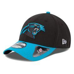 Carolina Panthers New Era 39THIRTY Team Classic Flex Hat – Black - $26.99