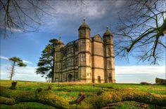Tixall Gatehouse, Staffordshire - one of our 50 for Free properties #charity, historic buildings, self catering, social enterprise http://www.landmarktrust.org.uk/news-and-events/50-for-free/