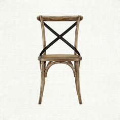 Cadence Dining Side Chair in Aged Elm