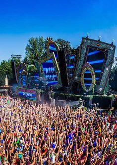 Tomorrowland 2014 - Join the magic!