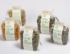 GreenLife // Tea packaging