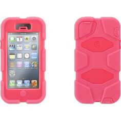 Griffin Survivor Case for iPhone 5, Pink  this is the one I want!:)
