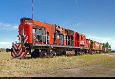 RailPictures.Net Photo: 8479 Ferro Expreso Pampeano (FEPSA) ALCo RSD16 at Buenos Aires, Argentina by Alejandro Goldemberg