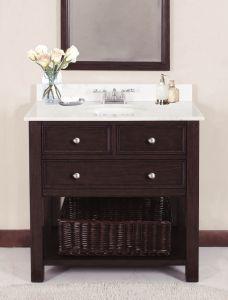 Lanza WF6621-36M/DC Bathroom Vanity